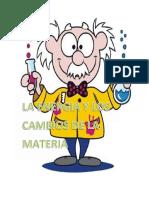 La Energia y Los Cambios de La Materia PDF