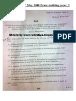 CA PCC Audit