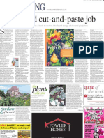 Book a bad cut - and - paste job By Abbie Jury