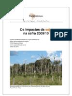Estudo Soja Cma Reporter Brasil 2010