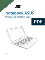 X550V ASUS podręcznik