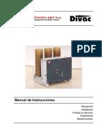 Manual DIVAC Espanhol
