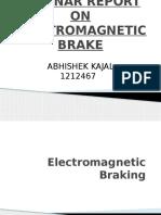 Electroagnetic Brakes