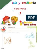 Cuadernillo Ciencia y Ambiente 1 Completo