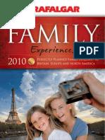 Trafalgar Family Experience 2010
