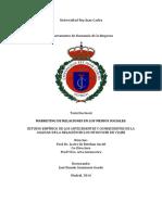 Tesis Doctoral 'José Ramón Sarmiento'