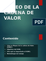 Capitulo 5. Mapeo Vsm