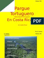 Parque Tortuguero Presentacion