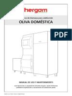 Manual Oliva Domestica