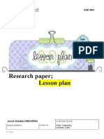 anood alshehhi h00249845  - lesson plan research