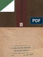 Del Uso en Sus Relaciones Con El Lenguaje - Miguel Antonio Caro