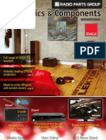 Issue 61 Radio Parts Group Newsletter - March 2010