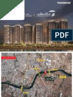 Purva Silversands Floor Plan Brochure