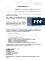 Dyadics SCN5 New Product Press Release