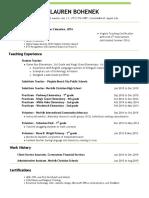 resume- teaching- 1pg