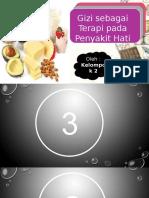 PPT penatalaksanaan diet pada pasien dengan penyakit hati