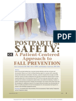 Postpartum Safety