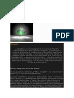 HOLOGRAMAS 3D