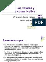 ÉTICA y Comunicaciones