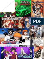 Animes i Have Seen