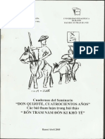 (viet) Don Quijote y la máquina mal fundada, 2005