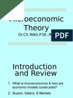 Micro Economic 1
