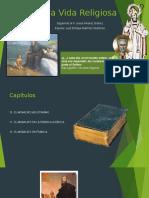 Historia de la Vida Religiosa
