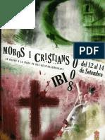 2008 - Libro Oficial de Fiestas de Moros y Cristianos de Ibi