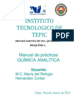Manual de Prácticas