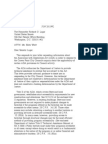 US Department of Justice Civil Rights Division - Letter - tal116