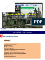 Sesion 5.0 -Proceso Ind II-fertilizantes