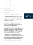 US Department of Justice Civil Rights Division - Letter - tal118