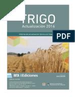 Trigo- INTA (Instituto Nacional de Tecnología Agropecuaria)