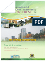 Tourism Convention Information