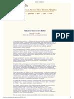 Estudar Antes de Falar - Livros Indicados Por Olavo de Carvalho