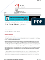 09-17-2010 the Term Sheet - - Friday, September 1727