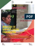 Carteles Brigadas IPN 2016