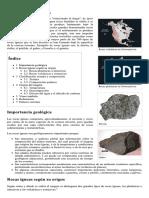 Roca Ígnea -