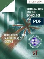 Traducciones Para Las Escuelas