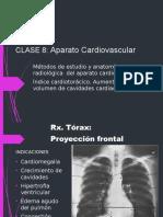 Diagnóstico Por Imagen - Aparato Cardiovascular