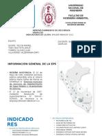 Indicadores DE EPS EMUSAP ABANCAY