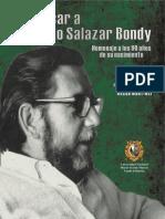 Repensar a Augusto Salazar Bondy