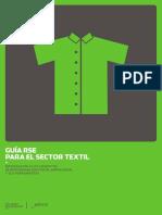 Guía Sectorial RSE Sector Textil Gallego