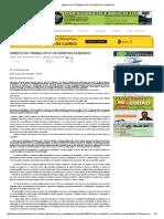 DIREITO DO TRABALHO E OS DIREITOS HUMANOS.pdf