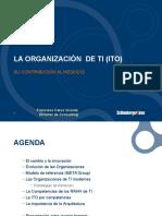 La Organización de TI SLB.pps