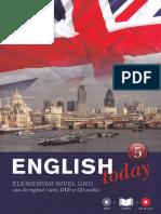 English Today Vol.5 Varianta 2