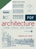 Arquitetura - Francis Chink