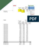 Portfolio Optimization - Two Assets