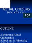 Active Citizens Tool Kit