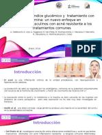 Ficha Dra. Andreyna Rodriguez Dieta de Bajo Índice Glucémico y Metformina